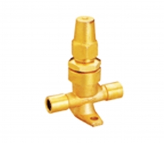 Solder Type Capped Valve