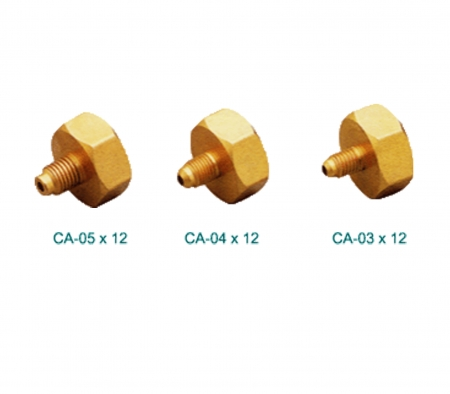 CA Series Cylinder Adapters