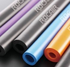 ROCAIR Insulation Colour Pipes