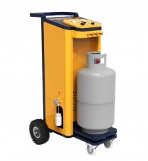 Portable Refrigerant Reclamation Machine