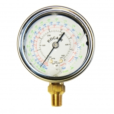 RG-500-O Glycerine Filled Gauge